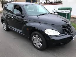 chrysler pt cruiser classic 2429cc petrol 5 speed manual 5 door