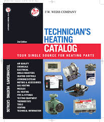 technician u0027s heating catalog by f w webb company issuu