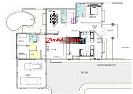 a house plan adroit architecture