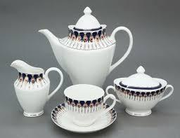 tea set set of 17pcs luxury golden turkish tea sets grace tea ware porcelain