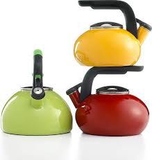 Yellow Kitchen Aid - kitchen aid tea kettles tea kettle kitchenaid pink tea kettle pink