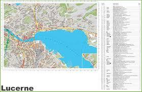 lucerne hotel map