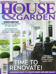 House And Home Magazine by House U0026 Garden Stacey Kouros Design