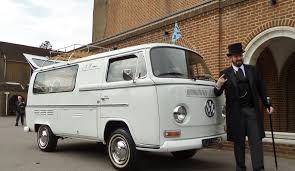 volkswagen camper van volkswagen funerals classic vw funeral hearse fleet for hire