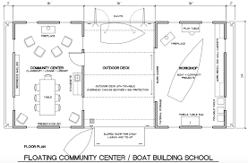 Boathouse Floor Plans A Sneak Peek Into The World U0027s First Houseboat Design Contest
