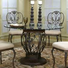 Wrought Iron Kitchen Tables by Wrought Iron Kitchen Table Sets Kitchen Table Gallery 2017