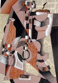 Picasso Still Life With Chair Caning 1912 Synthetic Cubism Period By Georges Braque U0026 Pablo Picasso Summary
