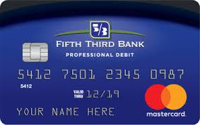 Business Prepaid Debit Card Debit Cards Fifth Third Bank