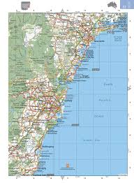 Nd Road Map Australia Road U0026 4wd Atlas Spiral Bound 252 X 345mm Hema Maps