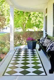 Faux Painted Floors - painted rugs on floors roselawnlutheran