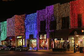 christmas lights in michigan downtown rochester mi christmas lights so pretty favorite
