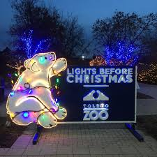 cost of christmas lights christmas lights before christmas toledo zoo ohio