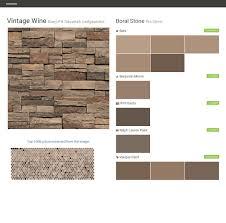 vintage wine easy fit savanah ledgestone pro stone boral stone