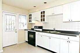 Black Lacquer Kitchen Cabinets Off White Kitchen Cabinets With Dark Hardware Black Painted Ideas
