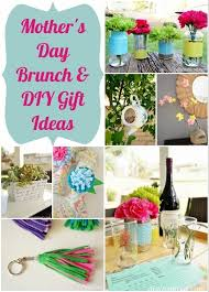 mothers gift ideas s day brunch and gift ideas diy inspired