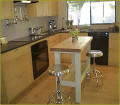 pictures of small kitchen islands impressive small kitchen island with seating ikea pinteres