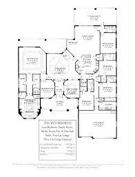 3 Car Garage Floor Plans Stonebrook Estates Floor Plans And Community Profile