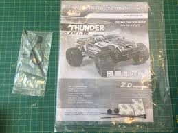 what happened to bigfoot the monster truck zd racing 10427 1 10 big foot rc brushless truck rtr rc groups
