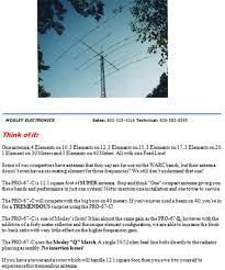40 Meter To Feet W0ui Antennas Gap Voyager Dx 4 Tennadyne T10 Eagle T5 Hawk Hf Log