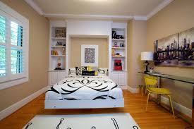 Small Bedroom With Queen Size Bed Bedroom Decorating White Elegant Small Bedroom Wooden Wall Panel