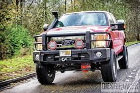 nissan frontier arb bumper new products from sema 2013 diesel power magazine