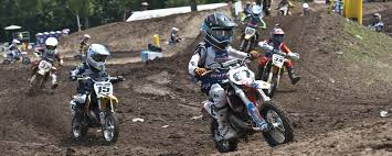 motocross drag racing kids and racing american motorcyclist association