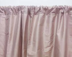 Blush Pink Curtains Dusty Pink Curtains Etsy