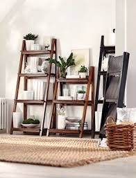 31 Md 00510 Ladder Shelves by Coaster Furniture 800338 Cappuccino Ladder Bookcase With 5 Shelves
