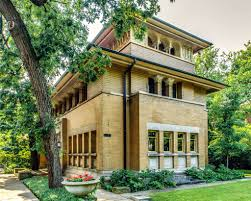 Frank Lloyd Wright Houses Chicago Map by Frank Lloyd Wright U0027s Heller House For Sale Again In Hyde Park For
