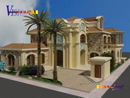 architectural home design by khaled category private houses