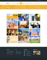 House Designer Builder Weebly by Builder Construction And Builder Html Template By Template Path