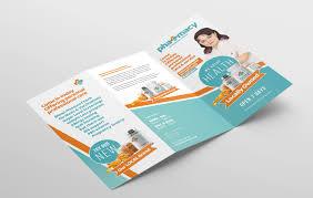 pharmacy brochure template free pharmacy tri fold brochure template psd ai vector brandpacks