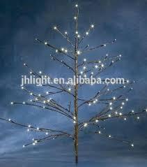 90cm Outdoor Decorative Illuminated Twig Tree Clear Led  Buy