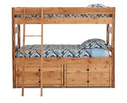 Durango Bunk Bed With Trundle Furniture Row - Durango bunk bed