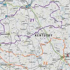 Tennessee Road Map by Mad Maps Usrt180 Scenic Road Trips Map Of Indiana Illinois W