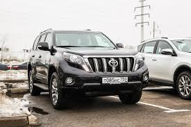 toyota makes test drive toyota land cruiser prado fashion