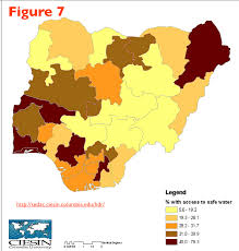 Map Of Nigeria Africa Is Poverty The Root Cause Of Boko Haram Violence Geocurrents