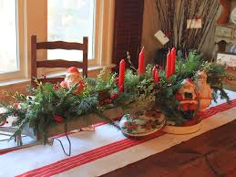 Holiday Table Decorating Ideas Graceful Holiday Table Centerpieces Special For Christmas Made