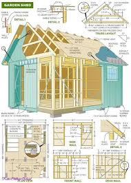 Diy Wood Shed Design by 424 Best Carpentry Images On Pinterest Backyard Ideas How To
