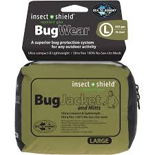 Black Flag Bug Spray Sea To Summit Bug Jacket With Insect Shield Backcountry Com