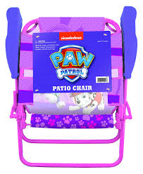 Mickey Mouse Patio Chair by Amazon Com Paw Patrol Call The Patio Chair Toys U0026 Games