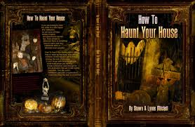 how to haunt your house book 1 on behance