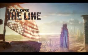Flag Of Dubai City What About Cynics Screenshot Splash Spec Ops The Line