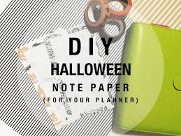 five sixteenths blog make it monday halloween notes pages