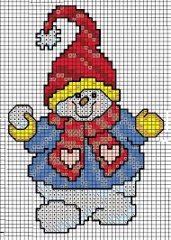 the 25 best snowman cross stitch pattern ideas on