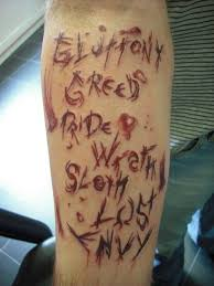 33 best seven images on pinterest seven deadly sins 7 sins and
