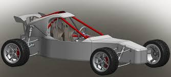 buggy design solidworks offroad racing buggy