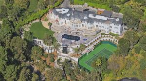 who paid 50 million for kenny rogers u0027s old estate in bel air