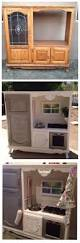 Pretend Kitchen Furniture by Turn An Old Cabinet Into A Kid U0027s Diner Diners Kids S And