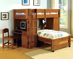 T Shaped Bunk Bed Bunk Beds Bunk Bed L Shape Functional T Shaped Wood With Built